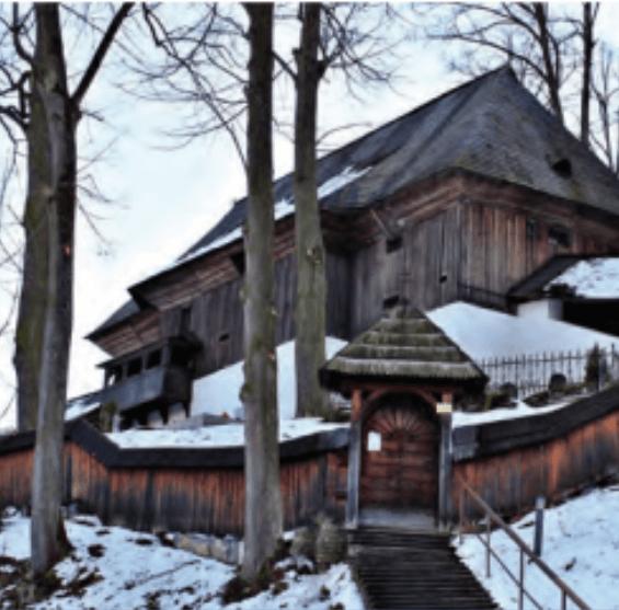 Dreveny kostol